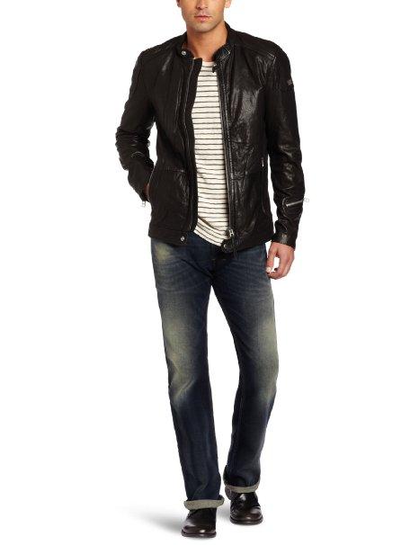 diesel-men-leather-jacket